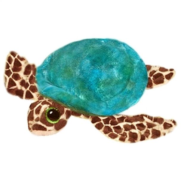 Plush Turtle Under the Sea