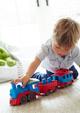 Green Toys Train - Blue