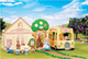 Calico Critters Forest Nursery Gift Set - Play