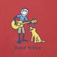 Guitar Jake Cool Vibes crusher tee