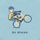Go Places Boys tee