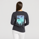 Everything is a Miracle LS women's tee
