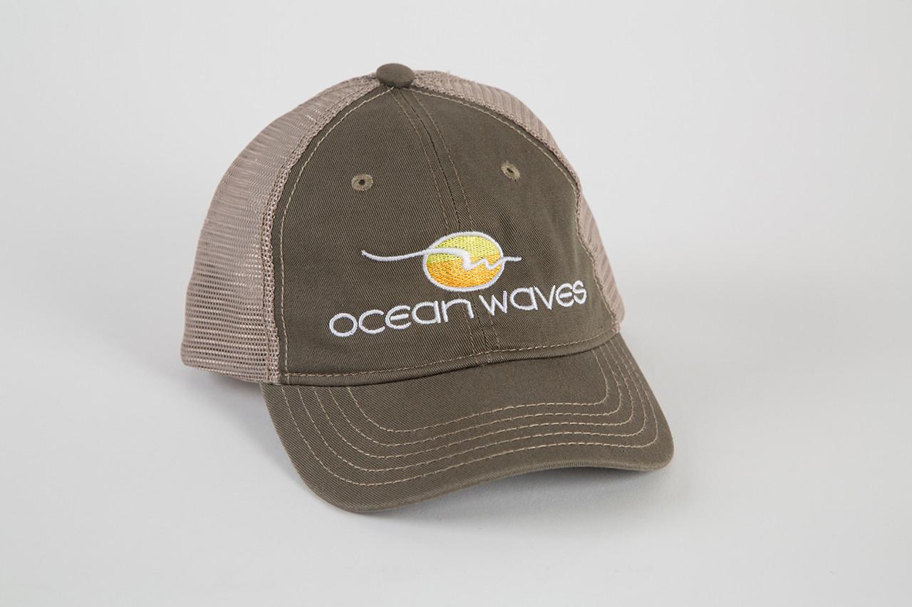 Hat - Olive   Khaki Mesh Cap. Home · Apparel · Hat - Olive   Khaki Mesh Cap 5e42fdaa4c1
