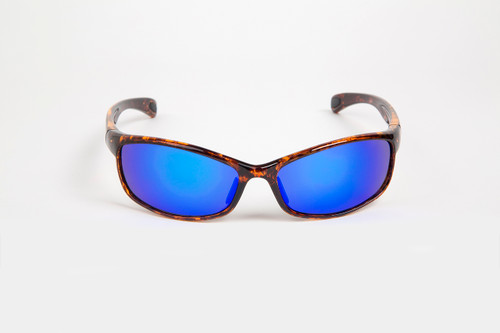 6a79fa7e38 Tortoise frame with Glass Offshore Blue lenses