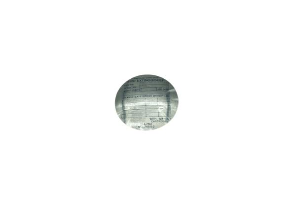 M31576515-2 ID Plate