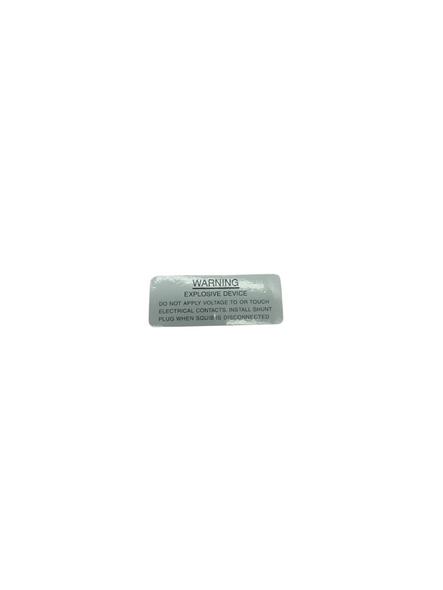 28226-1 Warning Label