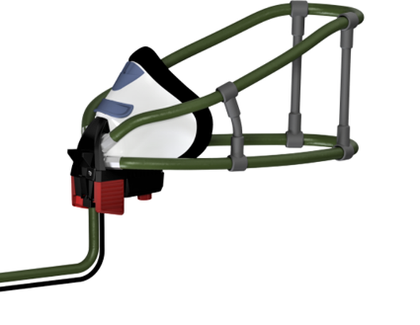 MC10-32-101 Eros Mask