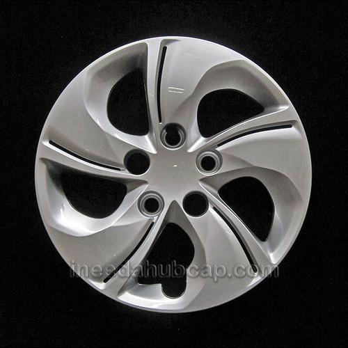Honda Civic Hubcaps >> 2013-2015 Honda Civic Silver Hubcap | Replacement Wheel Cover