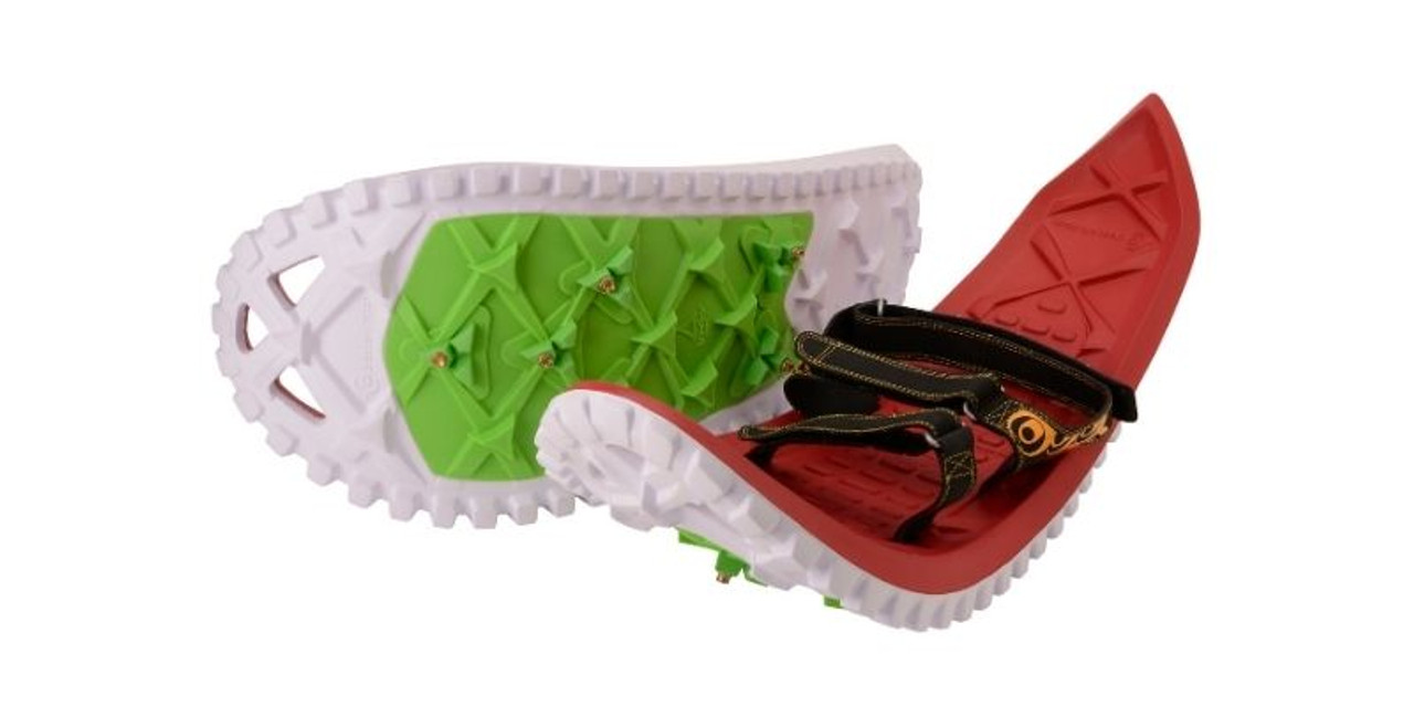 Anatomy of Snowshoes