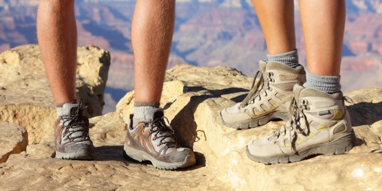 What Are The Best Boots and Shoes For Hiking?