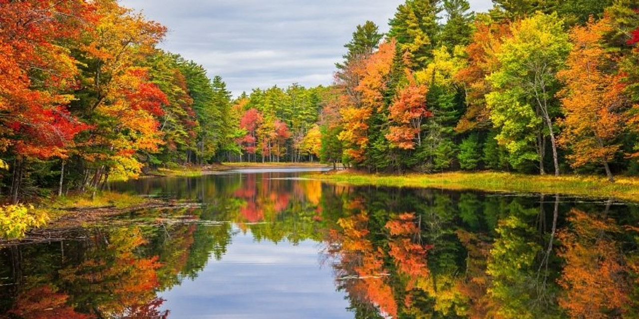 Best Places to Hike on the East Coast for Fall Colors