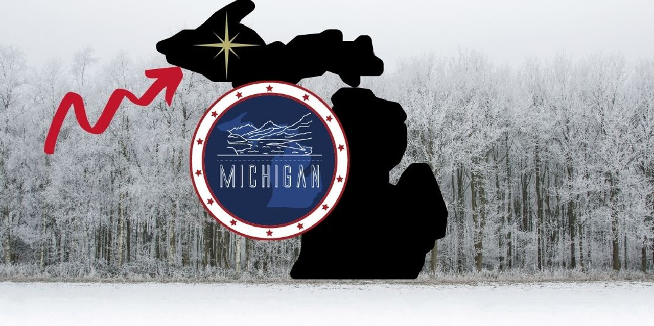 Best Places to Snowshoe In Michigans UP