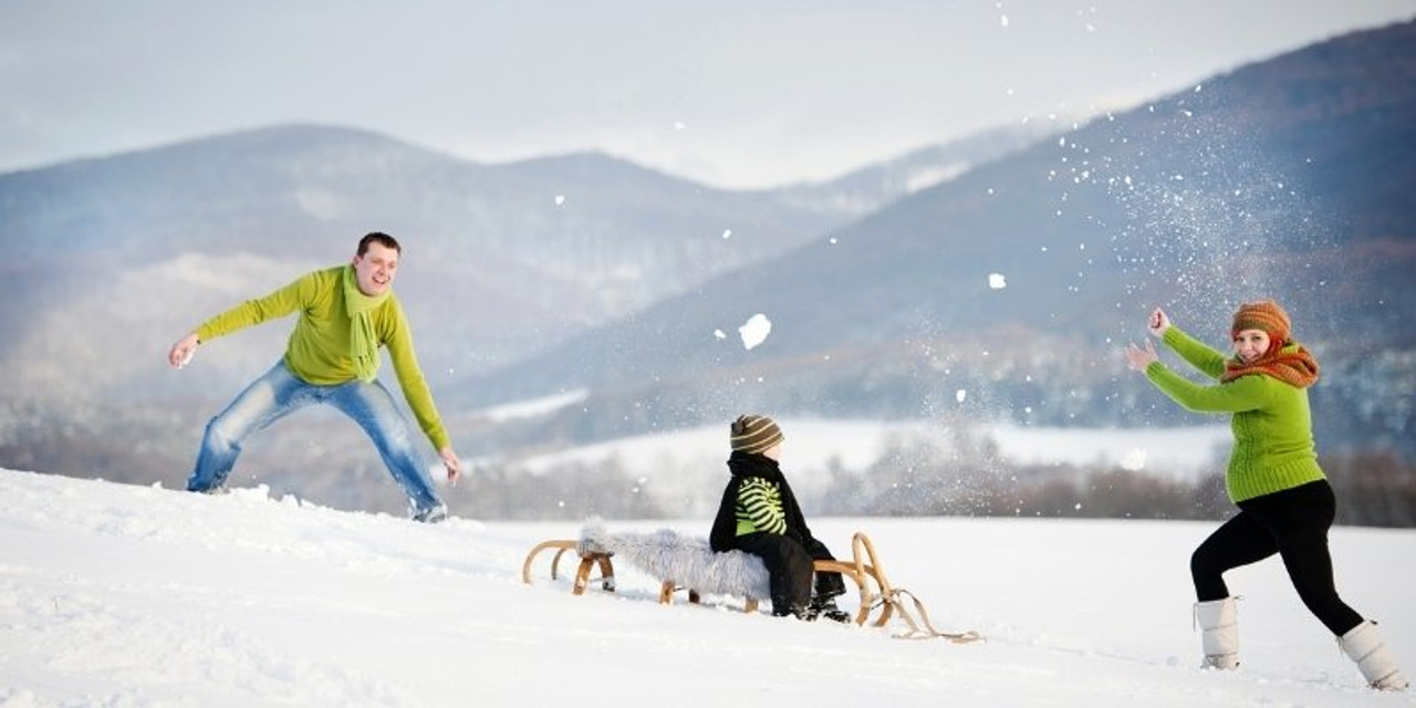 Best Winter Activities for Families