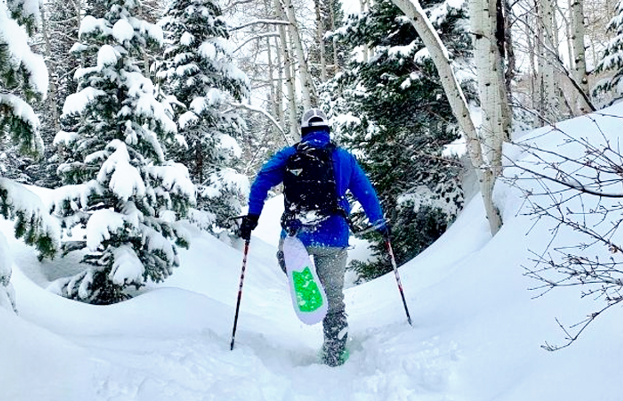 Can You Wear Running Shoes With Snowshoes?