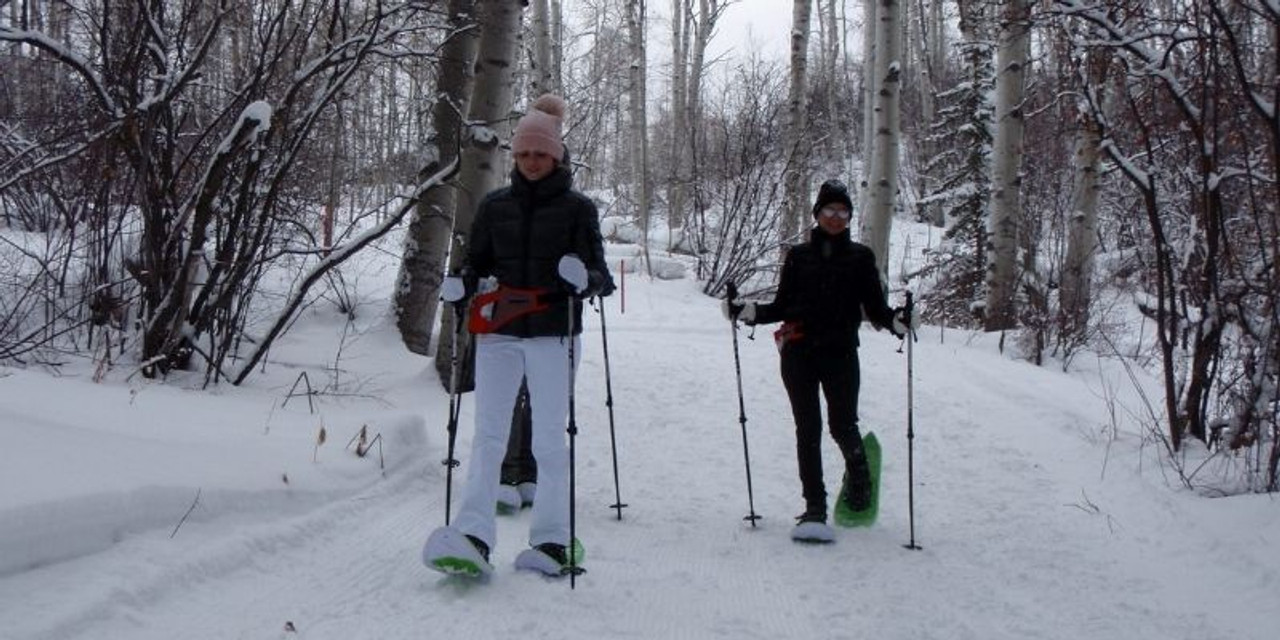 How Do You Snowshoe for Beginners