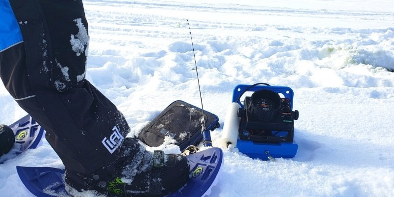 Snowshoes For Ice Fishing