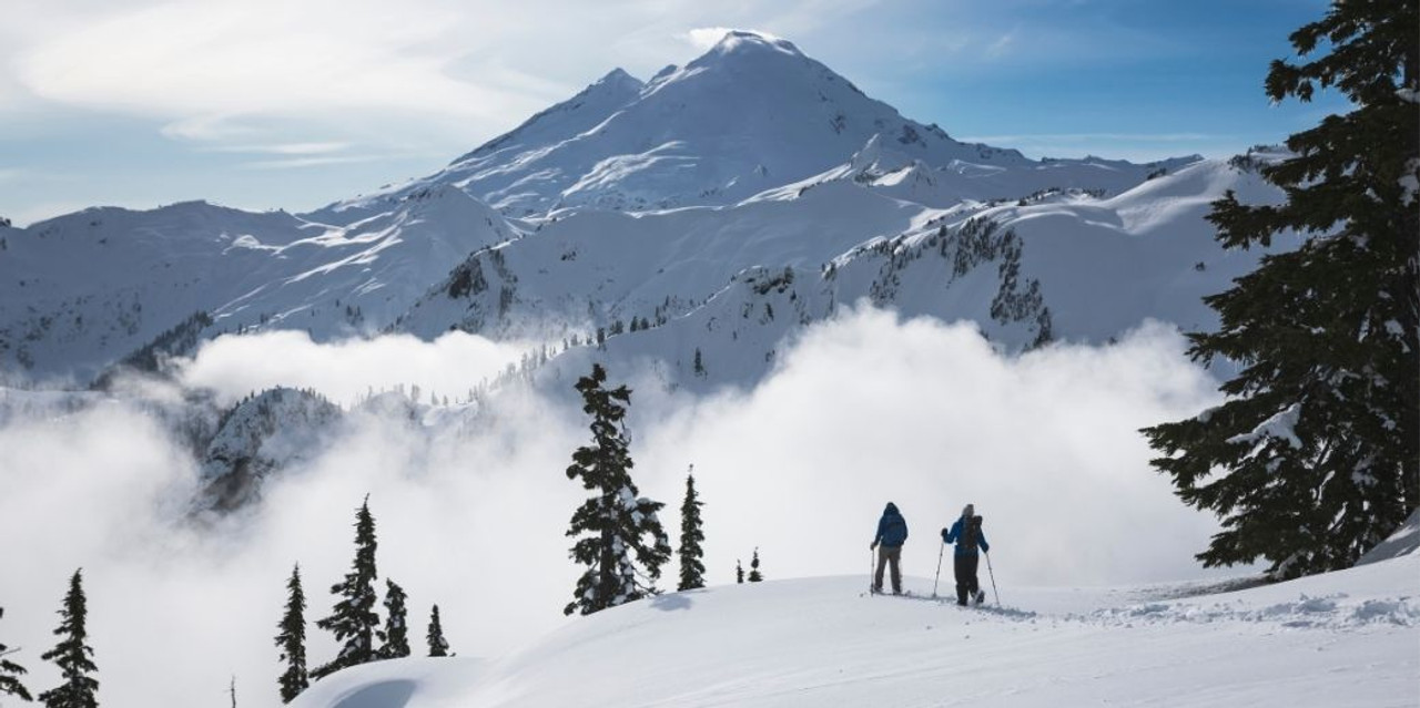 Incredible Winter Views to Reach on Snowshoes in Canada