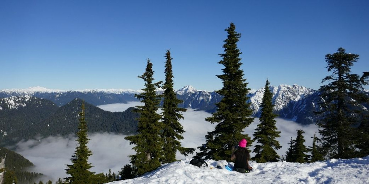 Best Places to Snowshoe In British Columbia