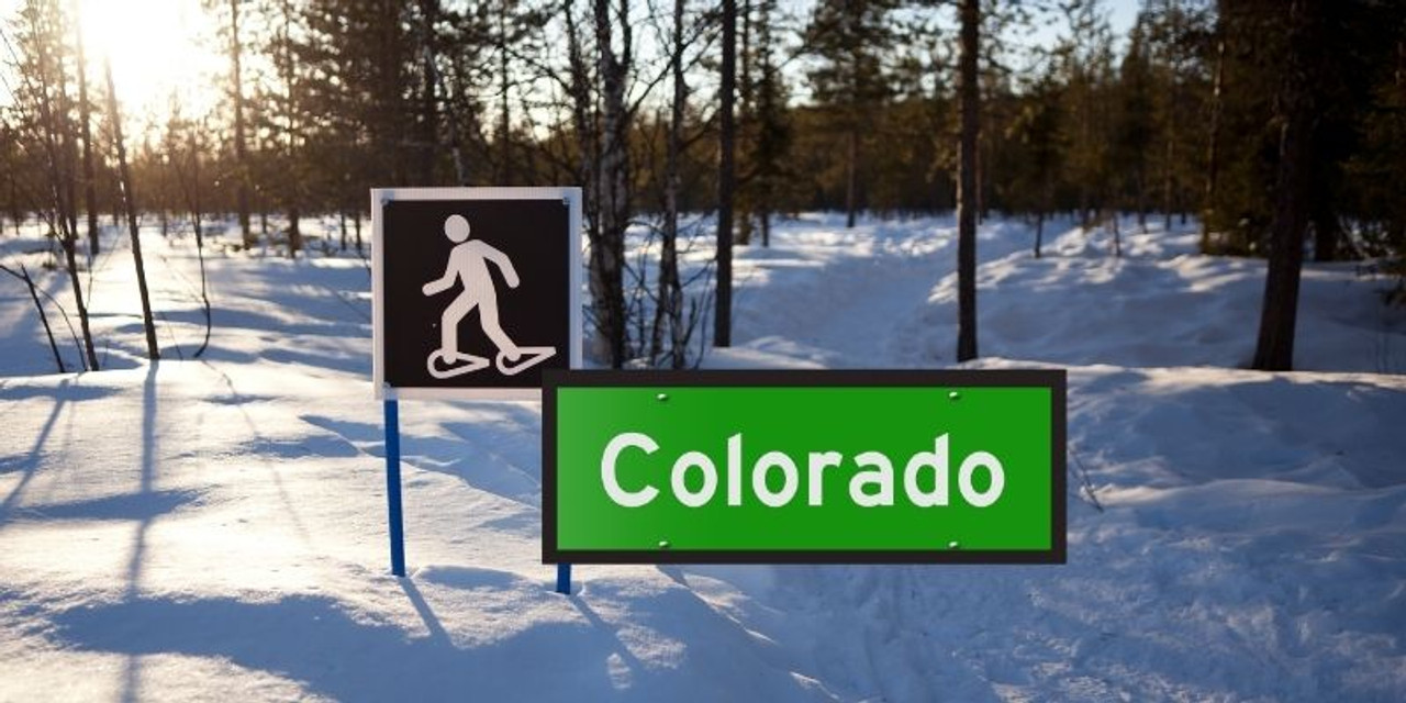 Best Places to Snowshoe in Colorado