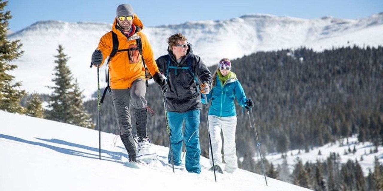 Snowshoe Running and Races