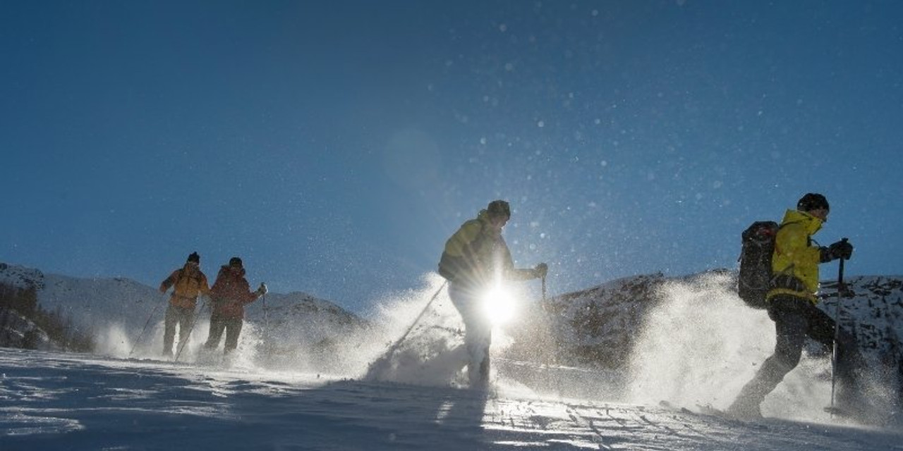 Fundamentals of Snowshoeing Safety