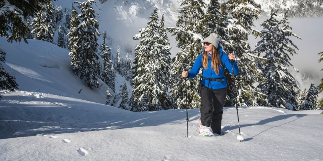Snowshoe Tips and Techniques