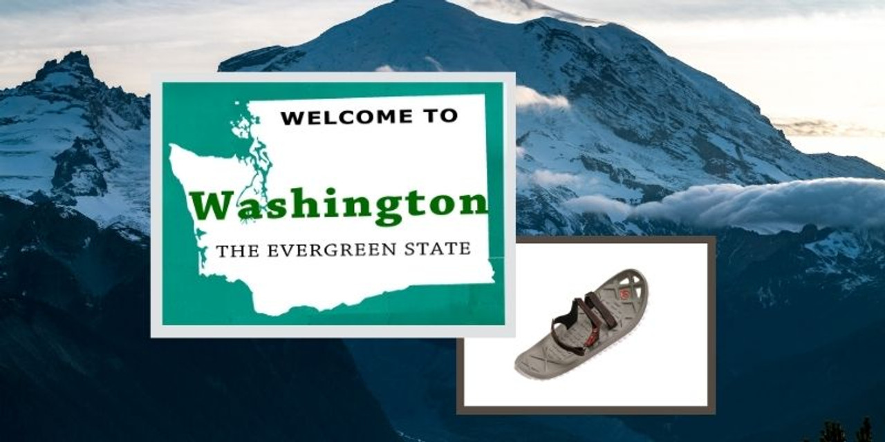 Snowshoeing Trails in Washington State