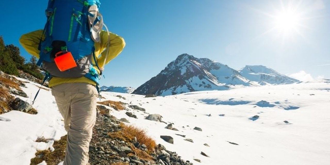 Take a Hike - Snow or No Snowshoes!