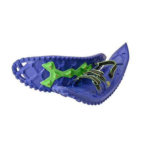 Luna Running Snowshoes Blue