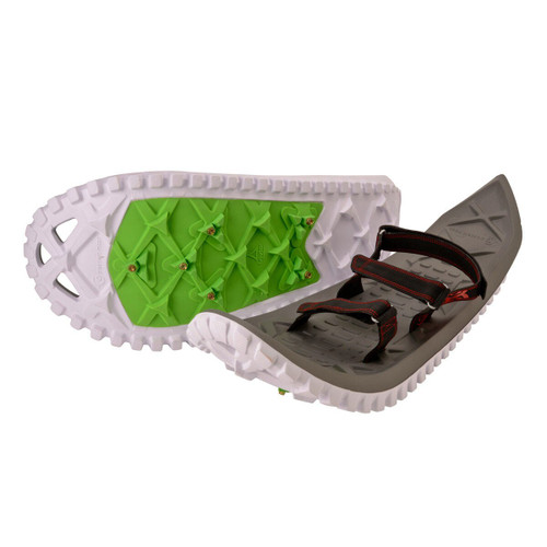 Eva Foam Snowshoes Gray