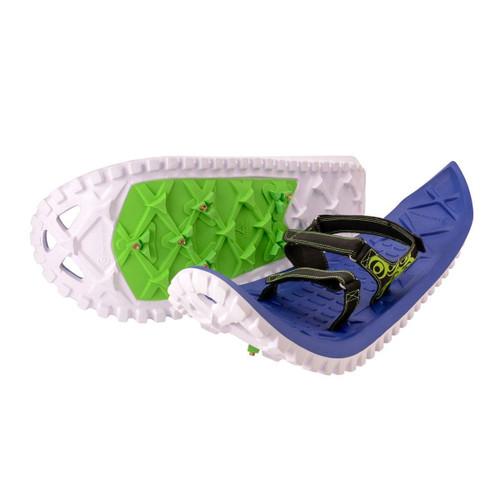 Eva Foam Snowshoes Blue