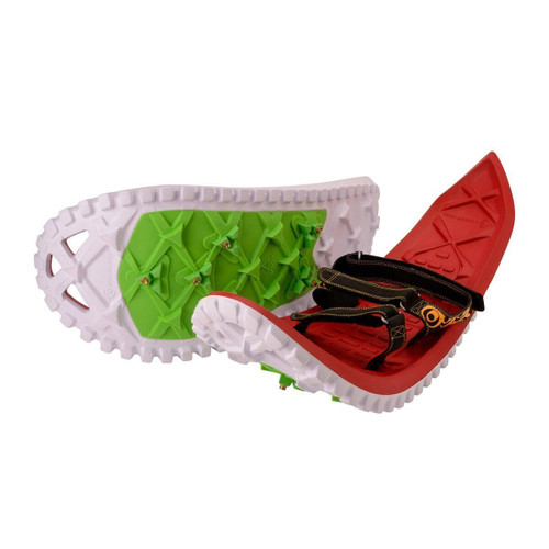 Eva Foam Snowshoes Red