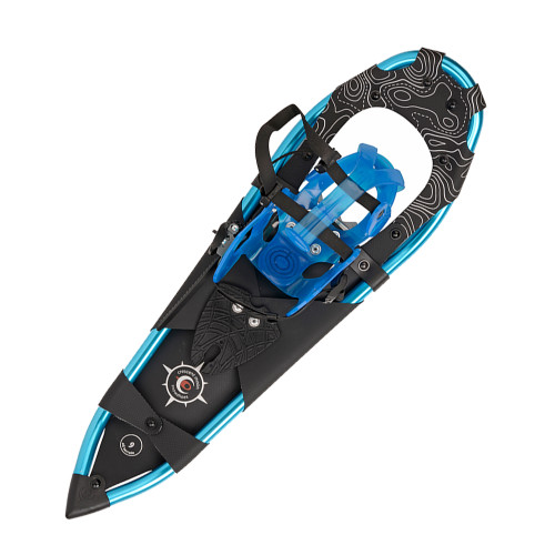 All-Terrain Snowshoes - Gold 9 Teal