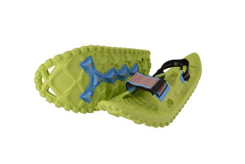 Kid's Snowshoes – Volt Green