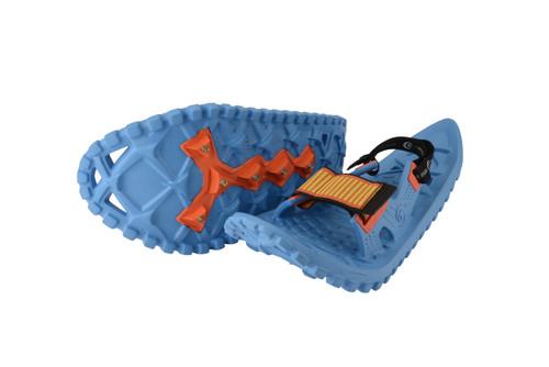 Kid's Snowshoes – Ocean Blue