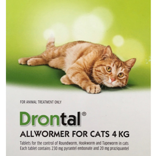Pet Shop & Fleas - Wormers By Name - Drontal - Willowbark