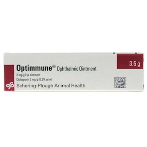 Tricin Eye & Ear Ointment 4g - Willowbark Veterinary Pharmacy
