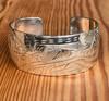 """eagle 1"""" bracelet"""