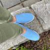 Malibu slip on-bluebell