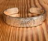 Eagle 1/2 inch bracelet