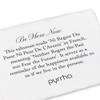 Be here now meaning card
