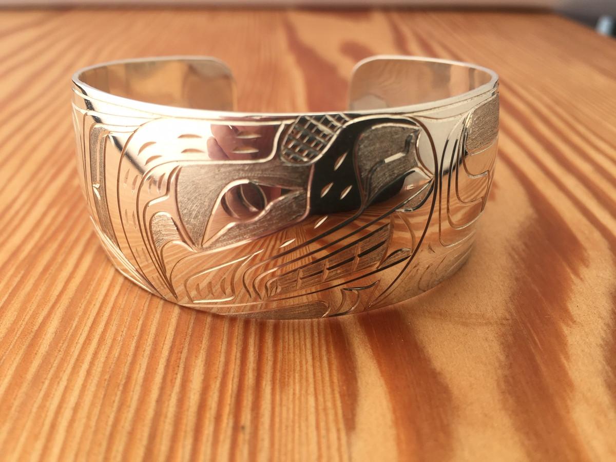 "Bear  1"" bracelet"