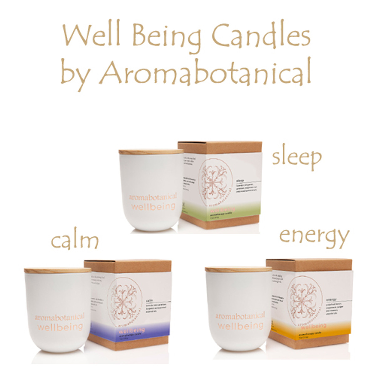 Well being-candle