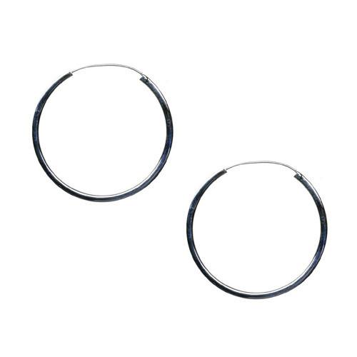 Square tube hoop