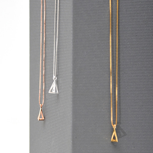 Pinnacle necklace