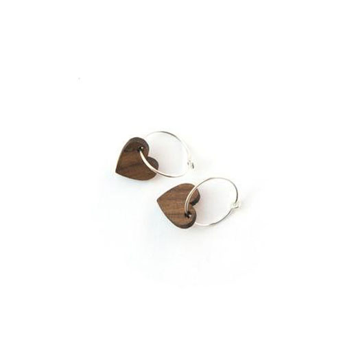 For the love of love earring