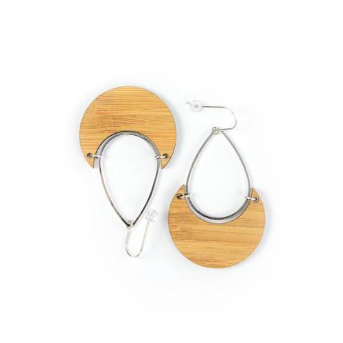 Makai earring-bamboo