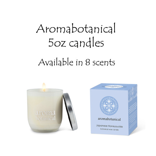 5oz Aromabotanical candle