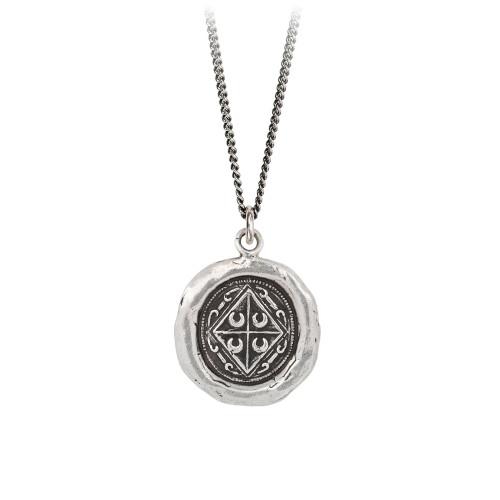 Embrace change talisman