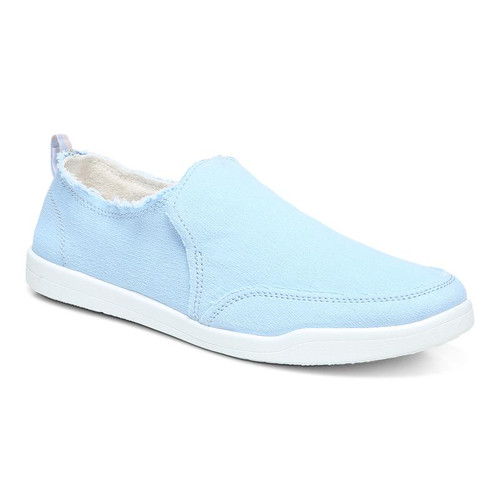 Malibu slip on-bluebell